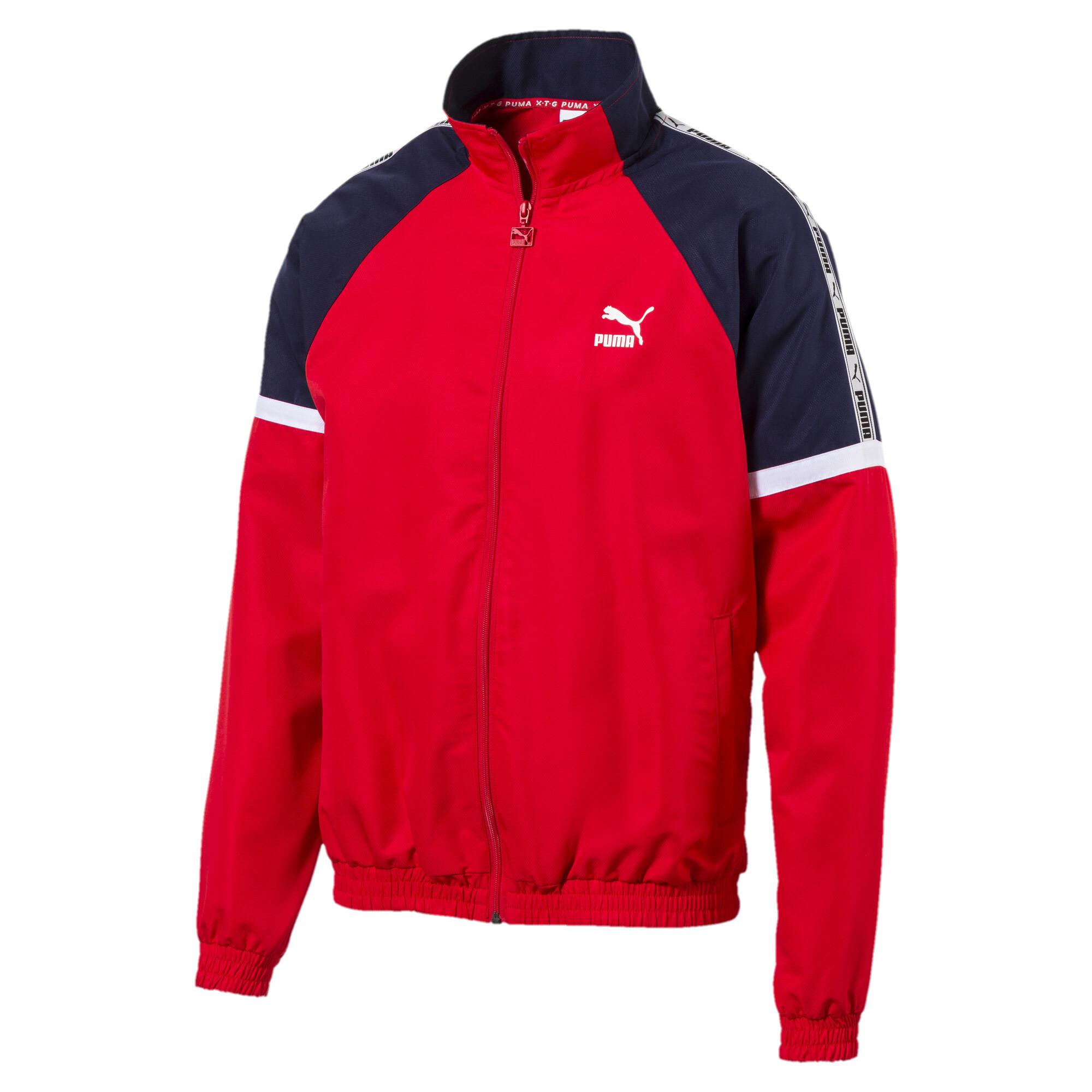 Image Puma XTG Woven Men's Jacket #4