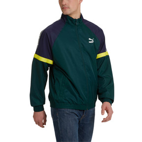 Thumbnail 2 of PUMA XTG Full Zip Men's Woven Jacket, Ponderosa Pine, medium