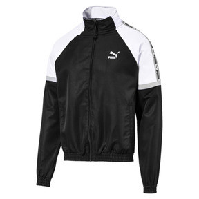Thumbnail 5 of PUMA XTG Full Zip Men's Woven Jacket, Puma Black-Puma white, medium