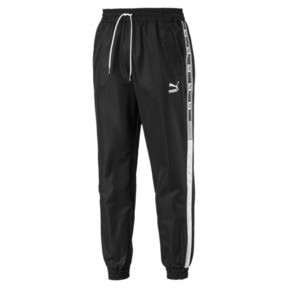 Thumbnail 4 of XTG Woven Men's Track Pants, Puma Black-Puma white, medium