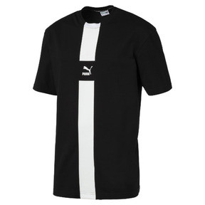 Thumbnail 5 van XTG T-shirt voor heren, Cotton Black, medium