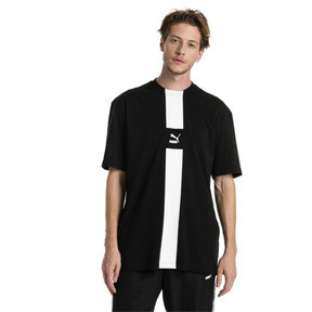 Thumbnail 1 van XTG T-shirt voor heren, Cotton Black, medium