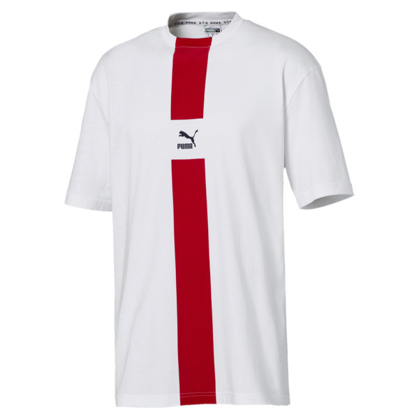XTG T-shirt voor heren, Puma White, large