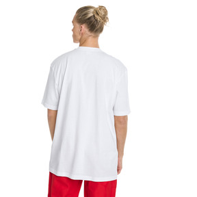 Thumbnail 2 van XTG T-shirt voor heren, Puma White, medium