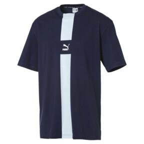 Thumbnail 1 van XTG T-shirt voor heren, Nachtblauw, medium