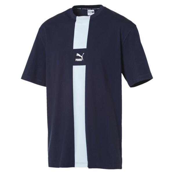 XTG T-shirt voor heren, Nachtblauw, large