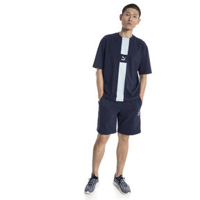 Thumbnail 5 van XTG T-shirt voor heren, Nachtblauw, medium