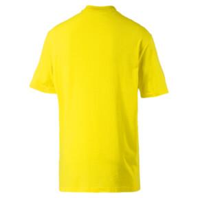 Thumbnail 4 van XTG T-shirt voor heren, Knalgeel, medium