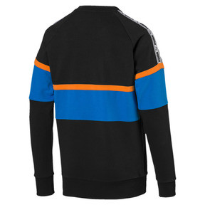 Thumbnail 6 of PUMA XTG Men's Long Sleeve Crewneck Sweatshirt, Cotton Black, medium