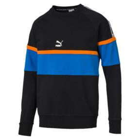 Thumbnail 5 of PUMA XTG Men's Long Sleeve Crewneck Sweatshirt, Cotton Black, medium