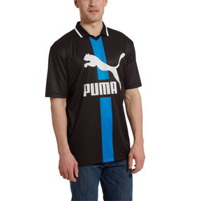 Thumbnail 2 of PUMA XTG Men's Polo, Puma Black, medium