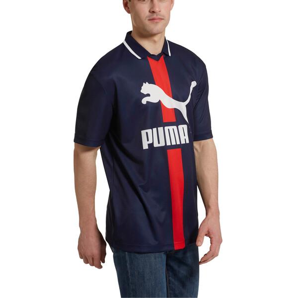 PUMA XTG Men's Polo, Peacoat, large