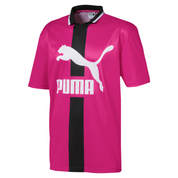 PUMA XTG Men's Polo, Fuchsia Purple, large