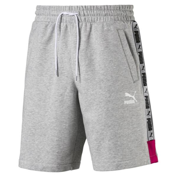 PUMA XTG Men's Shorts, Light Gray Heather, large