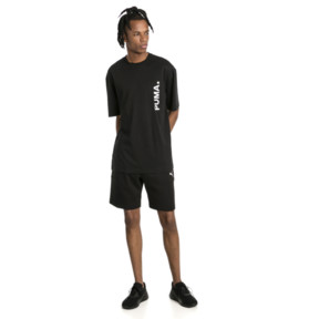 Thumbnail 3 van Epoch T-shirt voor heren, Cotton Black, medium