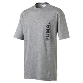 Thumbnail 4 van Epoch T-shirt voor heren, Medium Gray Heather, medium