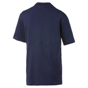 Thumbnail 4 van Epoch T-shirt voor heren, Nachtblauw, medium