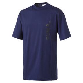 Thumbnail 1 van Epoch T-shirt voor heren, Nachtblauw, medium