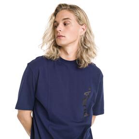 Thumbnail 2 van Epoch T-shirt voor heren, Nachtblauw, medium