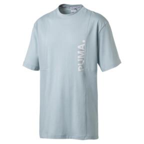 Thumbnail 1 van Epoch T-shirt voor mannen, Light Sky, medium