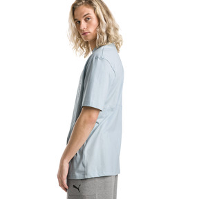 Thumbnail 3 van Epoch T-shirt voor mannen, Light Sky, medium