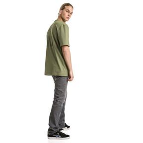 Thumbnail 3 van Epoch T-shirt voor mannen, Olivine, medium