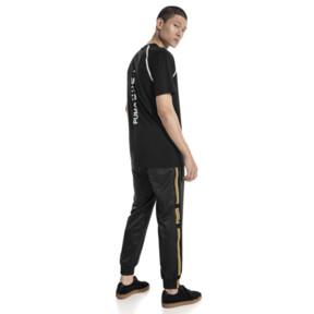 Thumbnail 5 van Epoch T-shirt met korte mouwen voor mannen, Cotton Black, medium