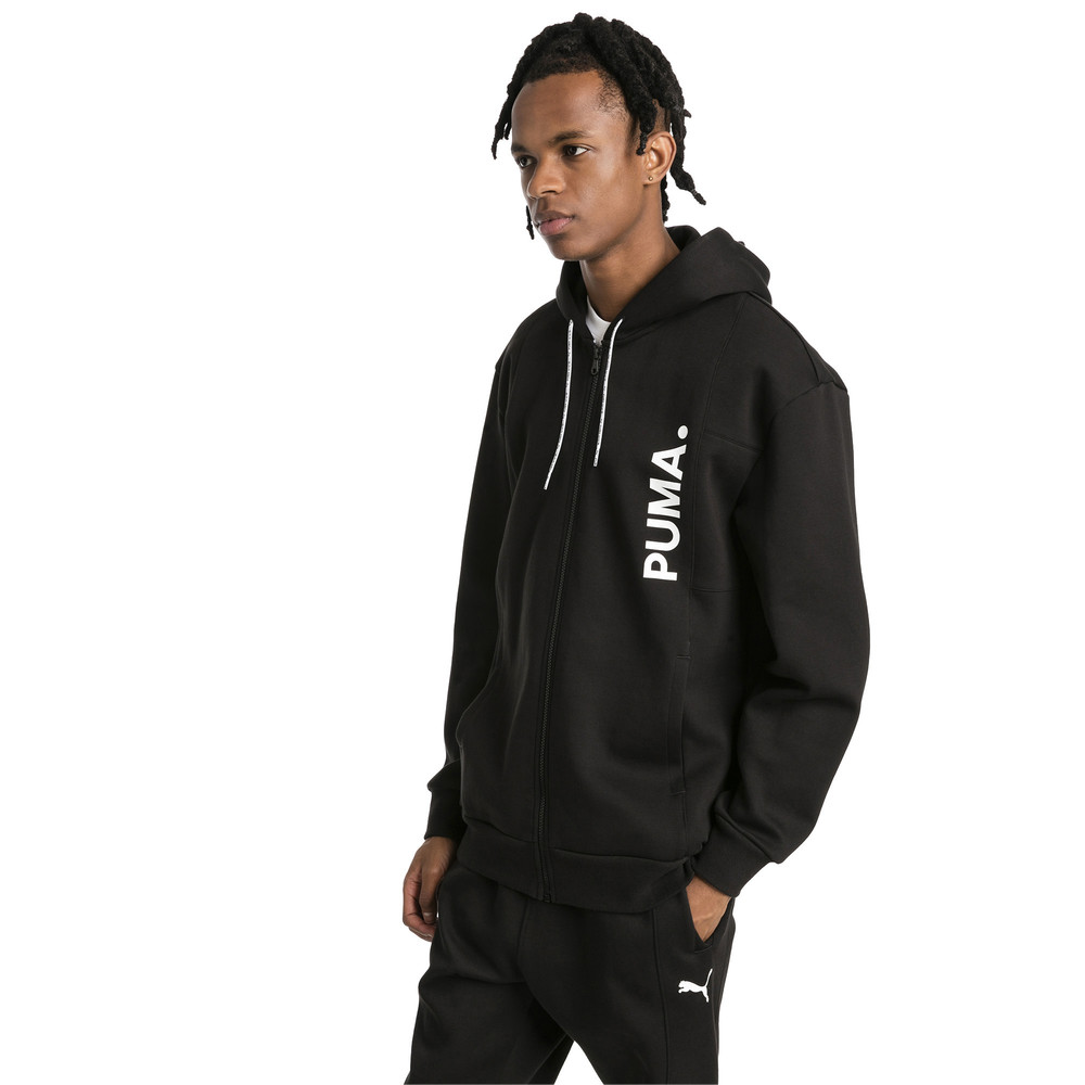 Image PUMA Epoch Full Zip Men's Hoodie #1