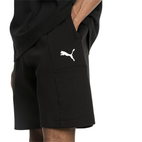 Epoch Men's Shorts, Cotton Black, large