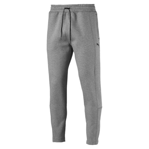 Epoch Knitted Men's Pants, Medium Gray Heather, large