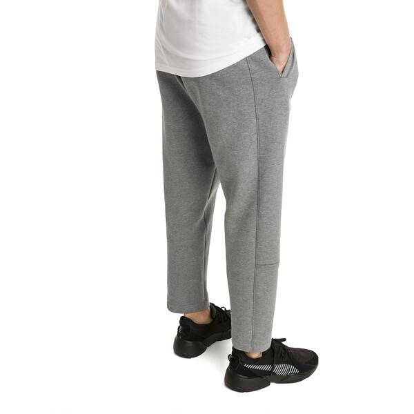Epoch Knitted Men's Pants, Medium Gray Heather, large
