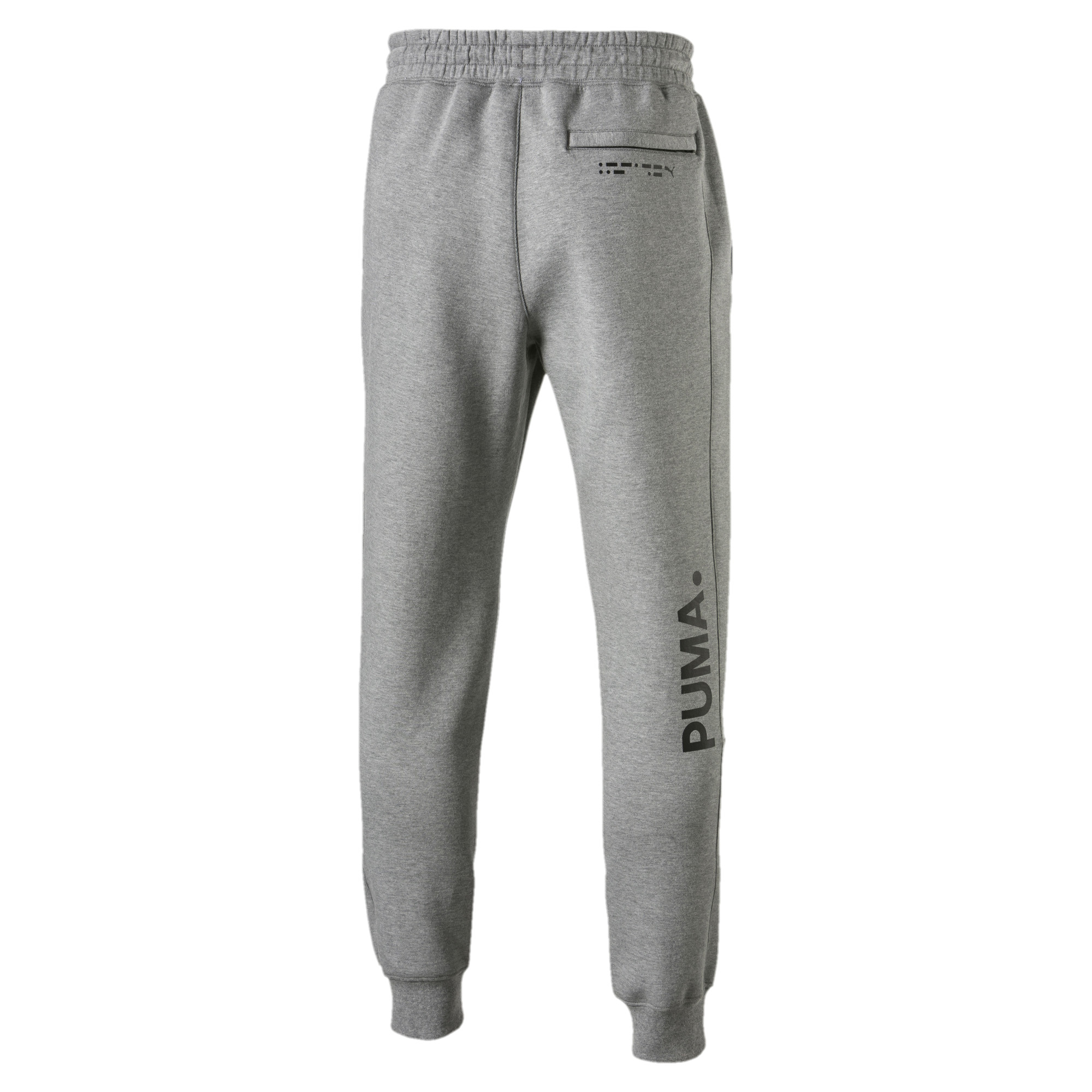 Image Puma Epoch Men's Cuffed Sweat Pants #5