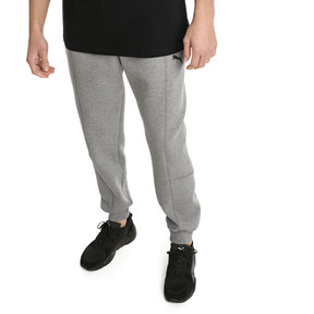 Thumbnail 1 van Epoch sweatpants met manchetten voor mannen, Medium Gray Heather, medium
