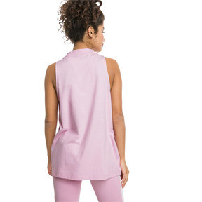 Thumbnail 3 of Top Classics Tank pour femme, Pale Pink, medium