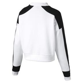 Thumbnail 5 of Chase Women's Sweater, Puma White, medium