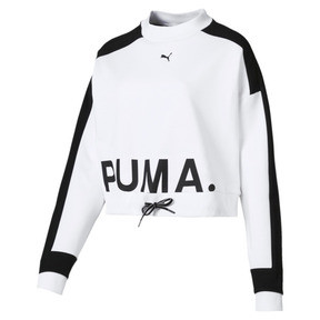 Thumbnail 4 of Chase Women's Sweater, Puma White, medium