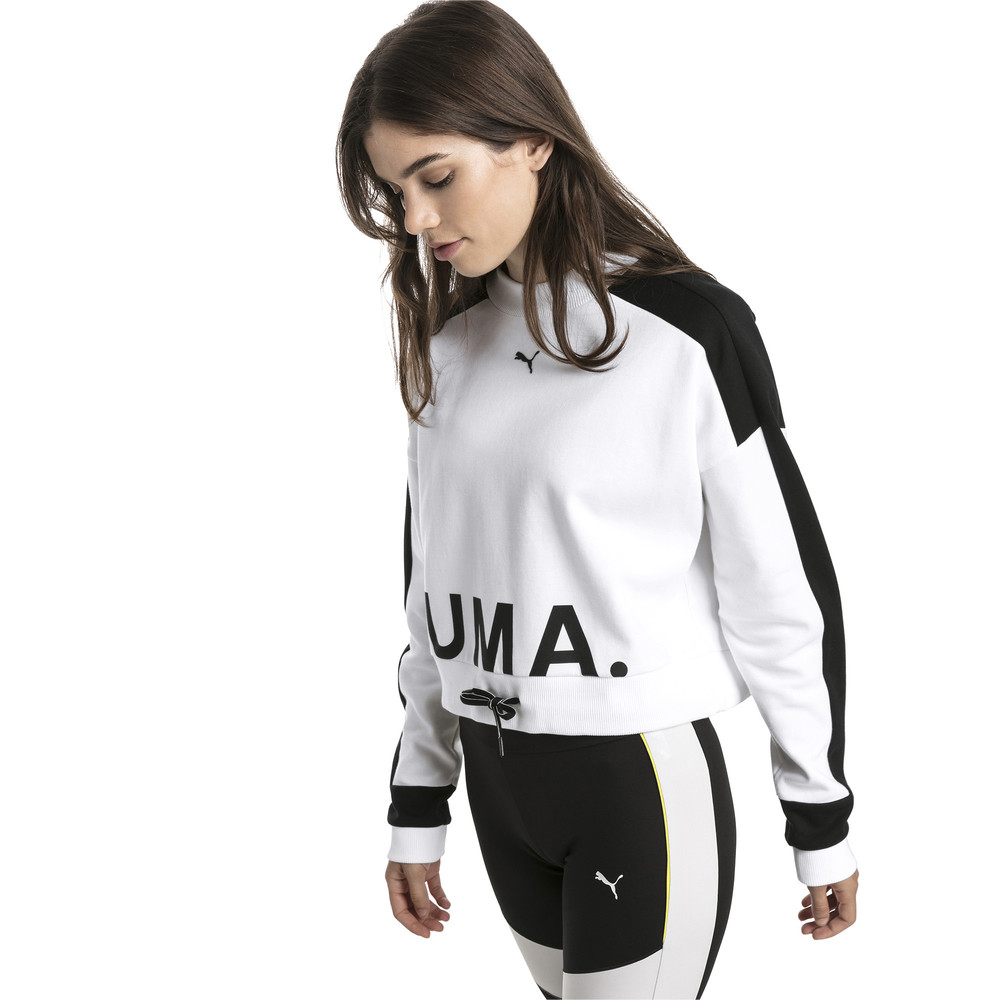 Image PUMA Chase Women's Sweater #2