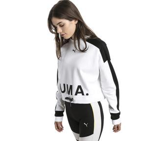 Thumbnail 1 of Chase Women's Sweater, Puma White, medium