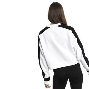Thumbnail 2 of Chase Women's Sweater, Puma White, medium