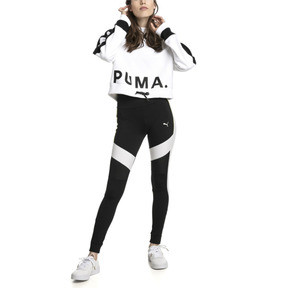 Thumbnail 3 of Chase Women's Sweater, Puma White, medium