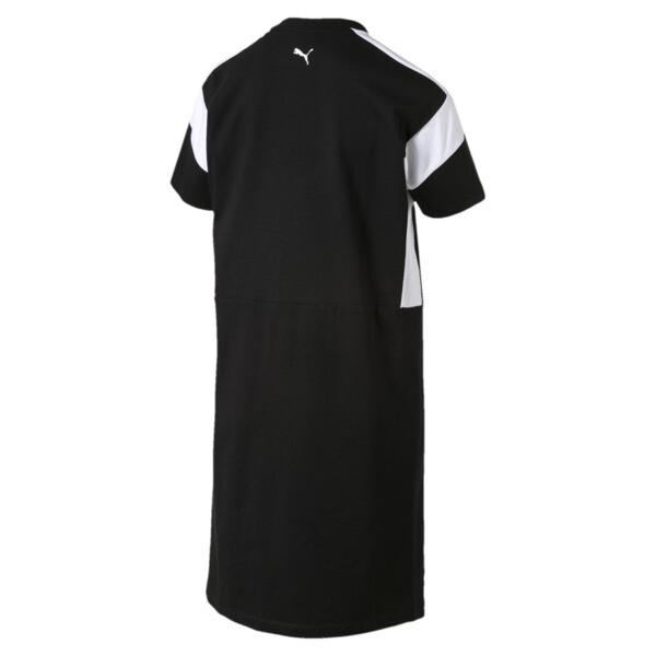 Chase Dress, Cotton Black, large
