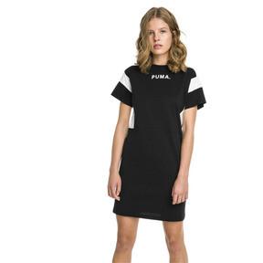 Thumbnail 2 of Chase Women's Dress, Cotton Black, medium