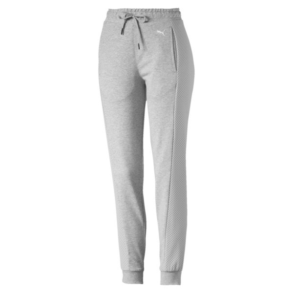Chase Women's Pants, Light Gray Heather, large