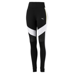 Thumbnail 4 of Chase Damen Leggings, Puma Black, medium