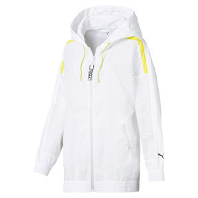 Thumbnail 4 of Chase Women's Full Zip Jacket, Puma White, medium