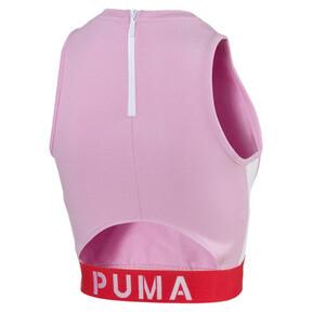 Thumbnail 5 of PUMA XTG ウィメンズ クロップトップ, Pale Pink, medium-JPN