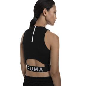 Thumbnail 2 of PUMA XTG Women's Crop Top, Puma Black, medium