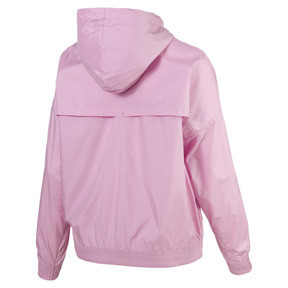 Thumbnail 3 of Classics Women's Windbreaker, Pale Pink, medium