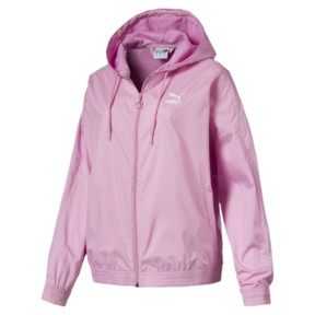 Thumbnail 1 of Classics Women's Windbreaker, Pale Pink, medium