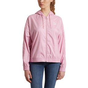 Thumbnail 2 of Classics Women's Windbreaker, Pale Pink, medium